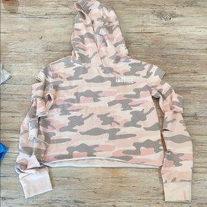 Justice hoodie